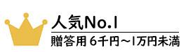 贈答用線香6千円~1万円未満No.1