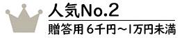 贈答用線香6千円~1万円未満No.2