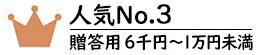 贈答用線香6千円~1万円未満No.3