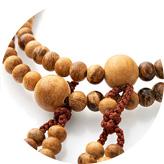 沈香(じんこう)数珠・腕輪