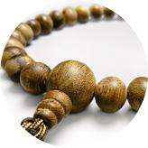 伽羅(きゃら)数珠・腕輪