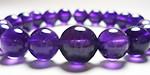 紫水晶の腕輪・ブレスレット