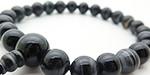縞瑪瑙の男性数珠・男性念珠