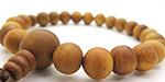 インド菩提樹の男性数珠・男性念珠