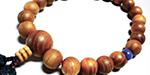 欅の男性数珠・男性念珠