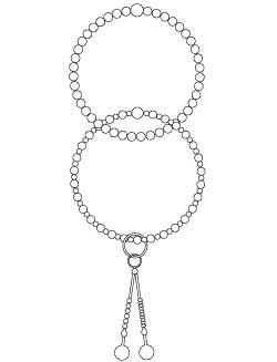浄土宗の数珠・腕輪(ブレスレット)