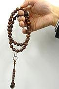 浄土宗の数珠の持ち方3