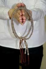 浄土真宗の数珠の持ち方2