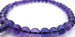 紫水晶の女性用数珠・女性用念珠