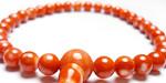 桃珊瑚の女性用数珠・女性用念珠