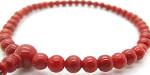 胡渡珊瑚の女性用数珠・女性用念珠