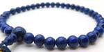 ラピスラズリの女性用数珠・女性用念珠