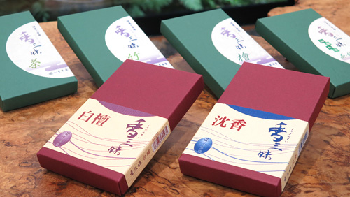 薫寿堂のお香 香三昧