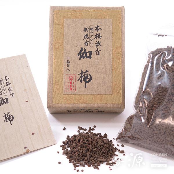 長川仁三郎商店の焼香微煙焼香(煙の少ないお焼香)伽楠30g入