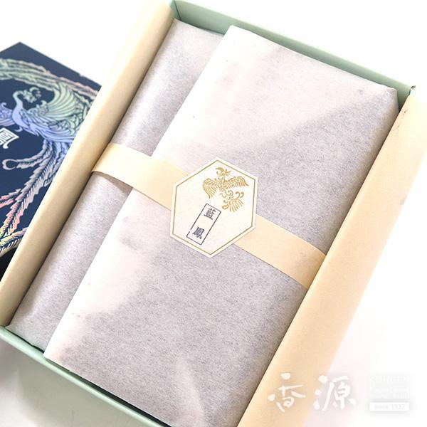 長川仁三郎商店のお香鳳命沈香藍鳳250g入の拡大写真3
