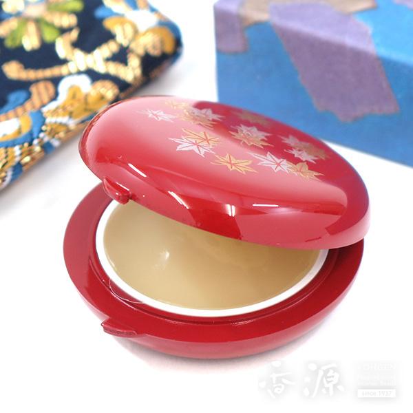 長川仁三郎商店のお香和香古今牛若の香り紅葉(赤/紺)の拡大写真2