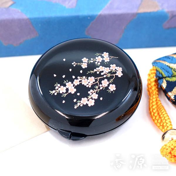 長川仁三郎商店のお香和香古今牛若の香り 桜(黒/紺)の拡大写真3