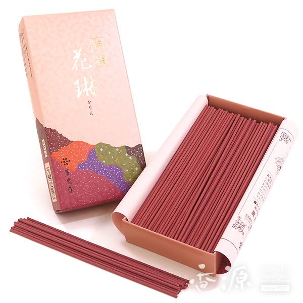 薫寿堂のお線香 特撰花琳 小バラ詰