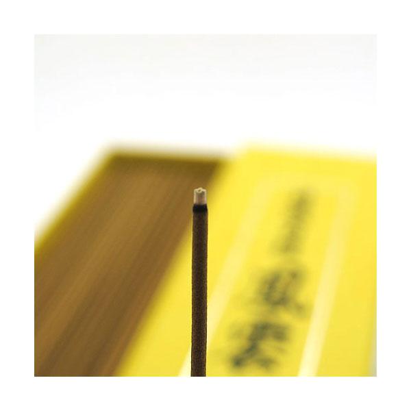 精華堂のお線香特選白檀鳳雲中寸バラ詰めの詳細写真3