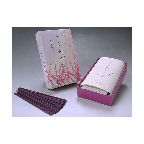 誠寿堂のお線香うらわか梅の香