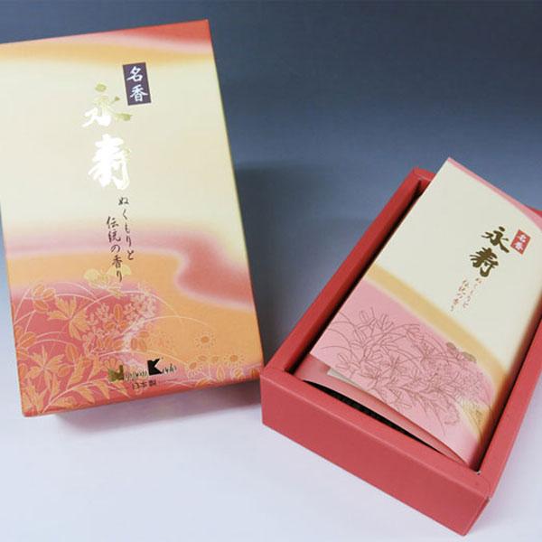 日本香堂のお線香名香永寿お徳用バラ詰