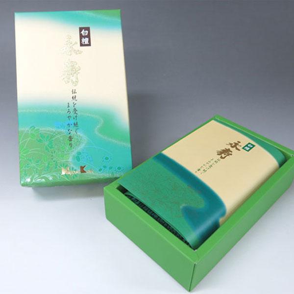 日本香堂のお線香白檀永寿お徳用バラ詰