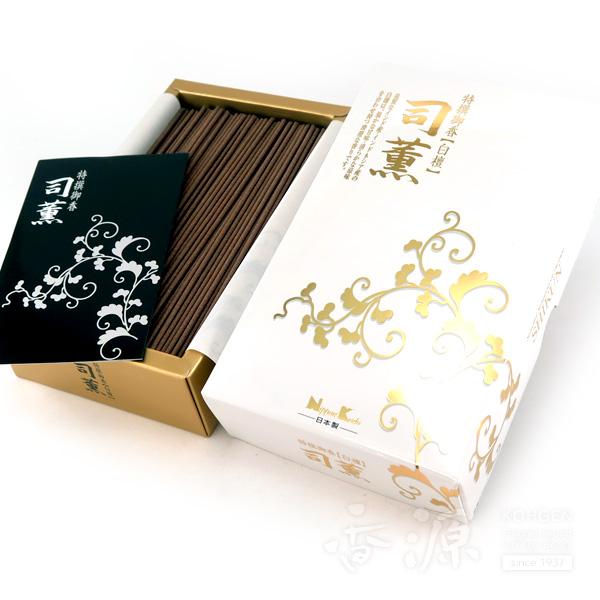 日本香堂のお線香司薫白檀バラ詰