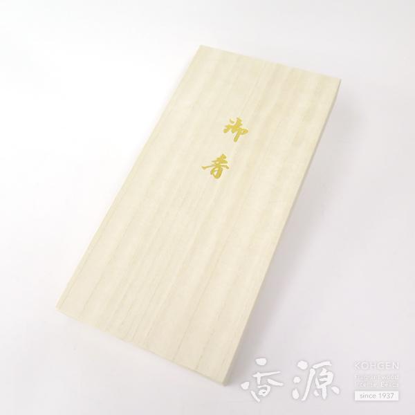 日本香堂のギフト花風アソート短寸6箱入桐箱の桐箱
