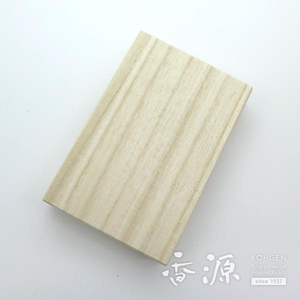 日本香堂の名刺入かゆらぎ沈香名刺香桐箱6入の拡大写真4