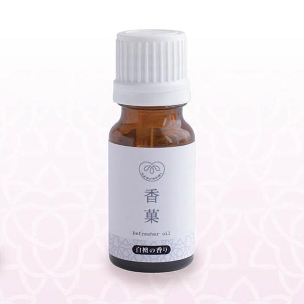日本香堂のお香かぐのみ専用オイル白檀の香り