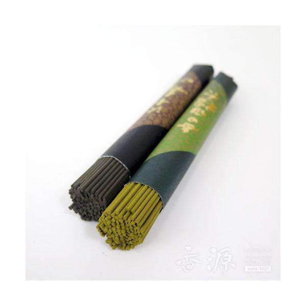日本香堂の贈答用ギフト毎日白檀香・沈香寿山桐箱の詳細写真1