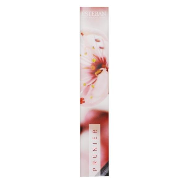 エステバンのお香 エスプリ ド ナチュール プラム スティック型40本入 パッケージ写真