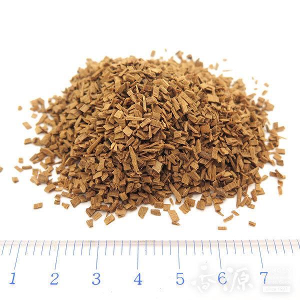 Fragrant Woods / Incense Ingredients Indian Rozan Sandalwood, chips 500 g