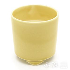 香源オリジナル聞香炉 黄瀬戸