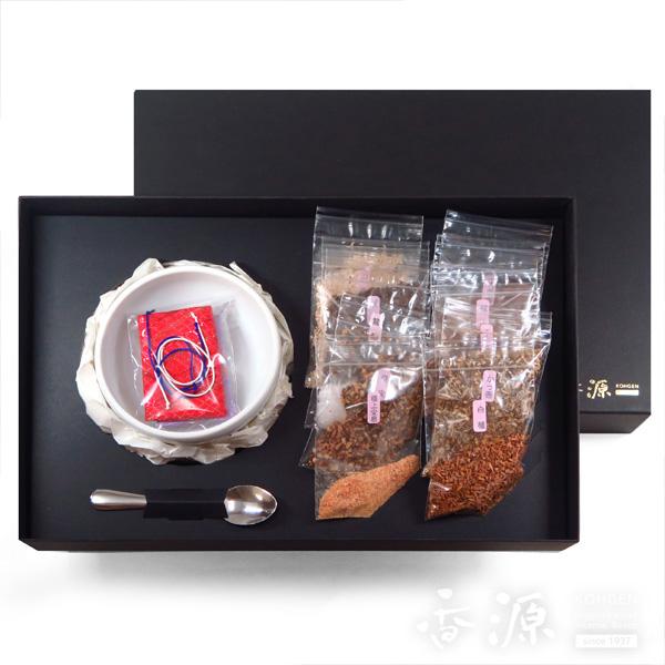 香源 匂い袋製作 ギフト 全体イメージ