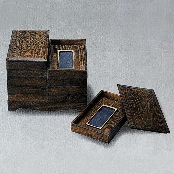 香道具 重硯箱(じゅうすずりばこ)